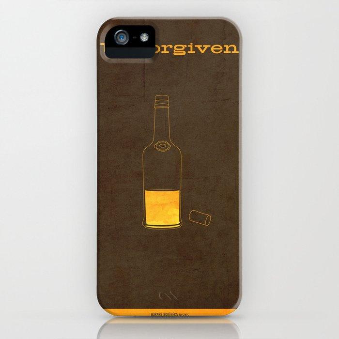 Unforgiven iPhone Case