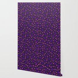 Classic Retro Dots 02 Wallpaper