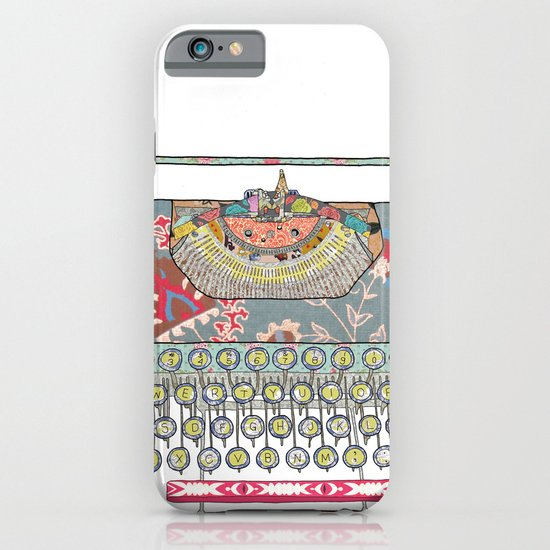 I DON'T KNOW WHAT TO WRITE YOU iPhone & iPod Case