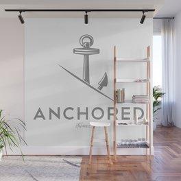 Anchored Wall Mural