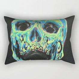 Jelly Skull Rectangular Pillow