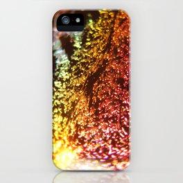 Dichro Distortions iPhone Case