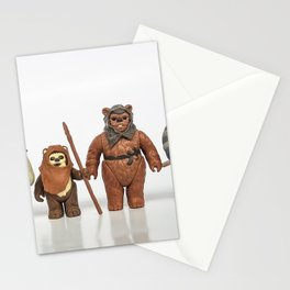 Ewoks Stationery Cards