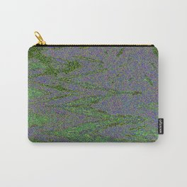 GORIAN MOSS GROWING ON FALIS THREE ON A CLOUDY DAY Carry-All Pouch