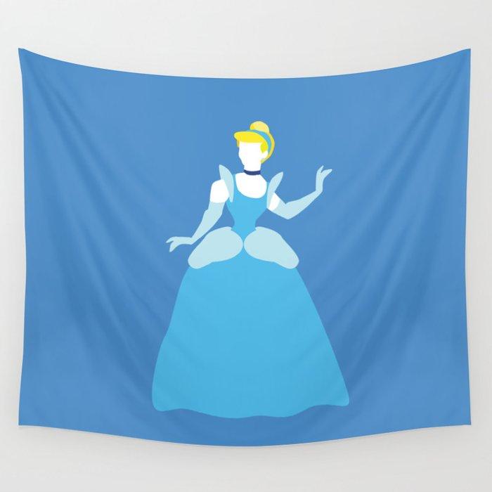 Cinderella Disney Princess Wall Tapestry