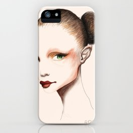 Love Girls - Ballet iPhone Case
