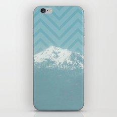 Portland Snowcaps iPhone & iPod Skin
