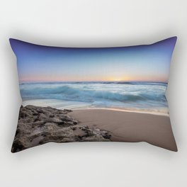 Beautiful sunset Rectangular Pillow