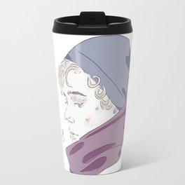 Isak Valtersen (scarf) Travel Mug
