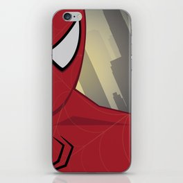 The Web Slinger iPhone Skin