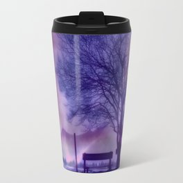 Winter Impression B Travel Mug