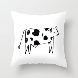 Dorothy tells you to stop! Throw Pillow