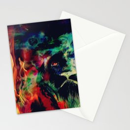 King of the Cosmos Stationery Cards