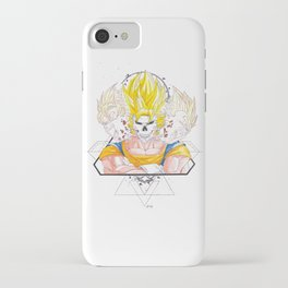 Epic Split - Vegito iPhone Case