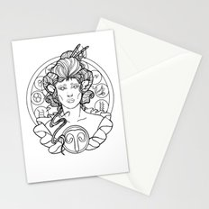 Zodiac Series | Aries Stationery Cards