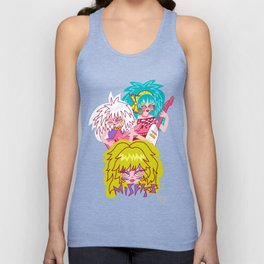 Misfits Jem and the Holograms Unisex Tank Top