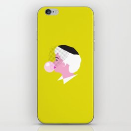Blow Business iPhone Skin
