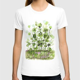 Floral Charm No.1I by Kathy Morton Stanion T-shirt