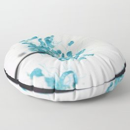 Fern Prothallus Floor Pillow