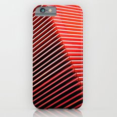 The Grid - Vivido Series iPhone 6s Slim Case