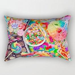 Candylicious Rectangular Pillow