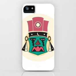 Mayan iPhone Case