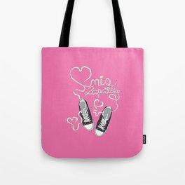 Amo mis Zapatos Tote Bag