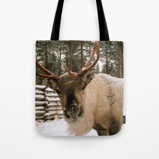 Adorable In The Arctic Tote Bag