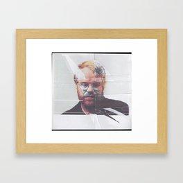Philip Seymour Hoffman 1967-2014 Framed Art Print