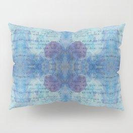 Lune Bleue No. 1 Pillow Sham