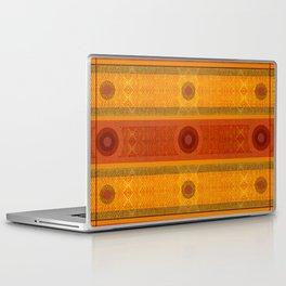 """Ethnic Pattern Warm Tones II"" Laptop & iPad Skin"