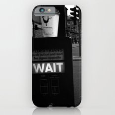 Pedestrians Wait iPhone 6s Slim Case