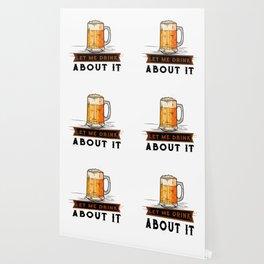 Beer Lovers Funny Drinking Wallpaper