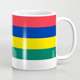 Flag of Terschelling Coffee Mug