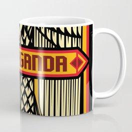 Rubino Red Propaganda Coffee Mug