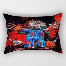 Freddy Of All Faces Rectangular Pillow