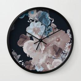 Giant - grandpa's garden Wall Clock