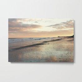 Somnolent Sea Metal Print
