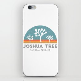 Joshua Tree National Park California iPhone Skin