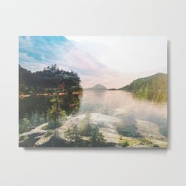 Porteau Cove x Squamish Metal Print