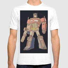 Optimus Black T-shirt