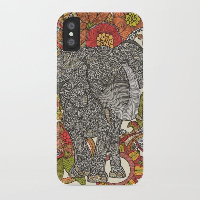 Bo the elephant iPhone Case