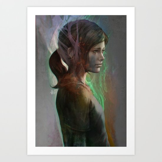 The last hope Art Print