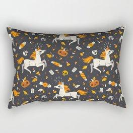 Candy Unicorns Rectangular Pillow