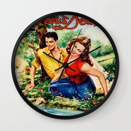 Affiche: nous deux Wall Clock