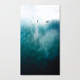 Omniscient Ocean Canvas Print