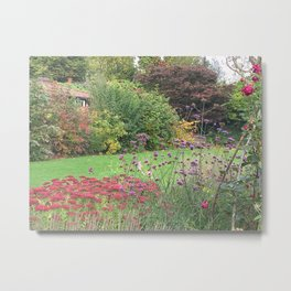 English Summer Metal Print