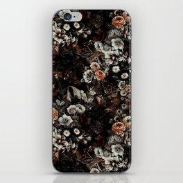 Night Garden V iPhone Skin