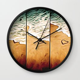 Delivery Wall Clock