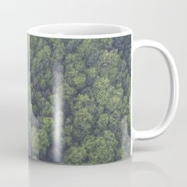 FOREST - TOP - VIEW - PHOTOGRAPHY Coffee Mug